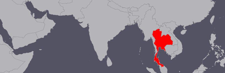 mapa-tailandia